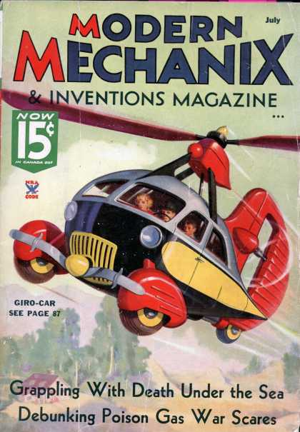 Modern Mechanix - 7-1935