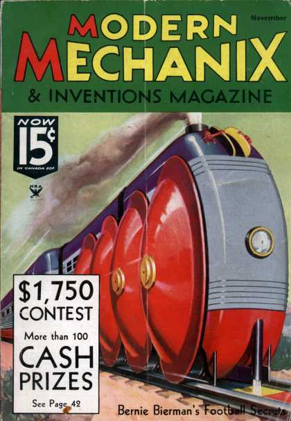 Modern Mechanix - 11-1935