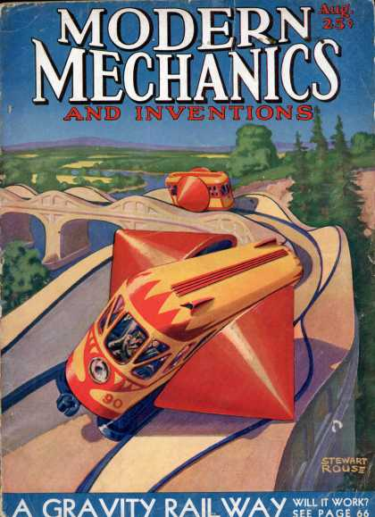 Modern Mechanix - 8-1930