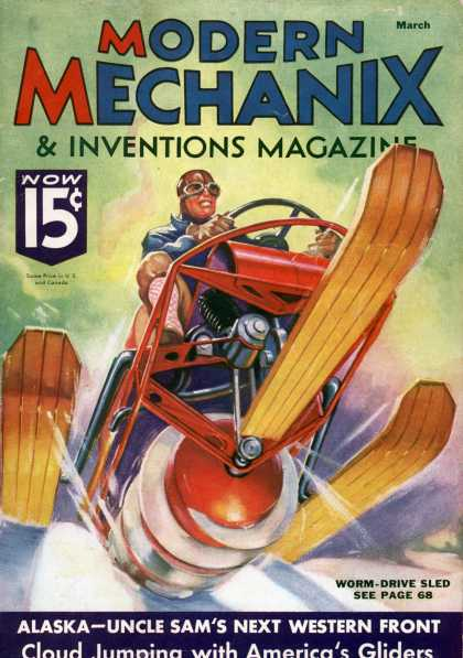 Modern Mechanix - 3-1936