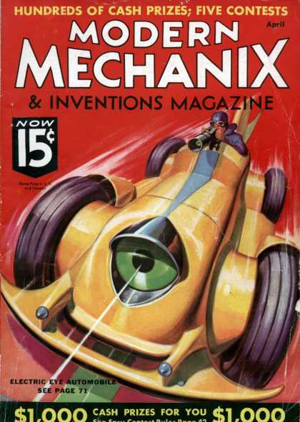 Modern Mechanix - 4-1936