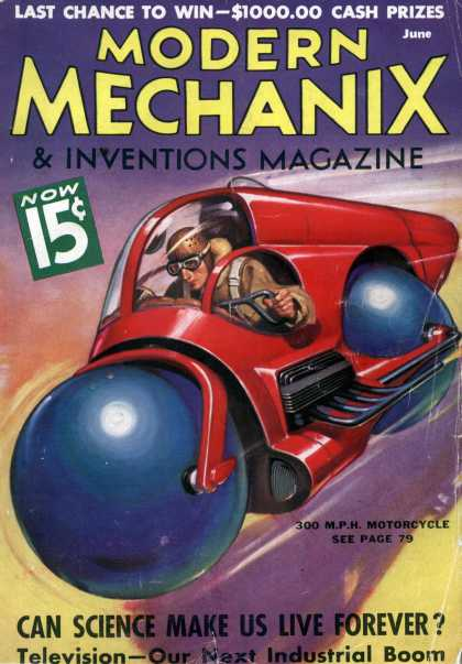 Modern Mechanix - 6-1936