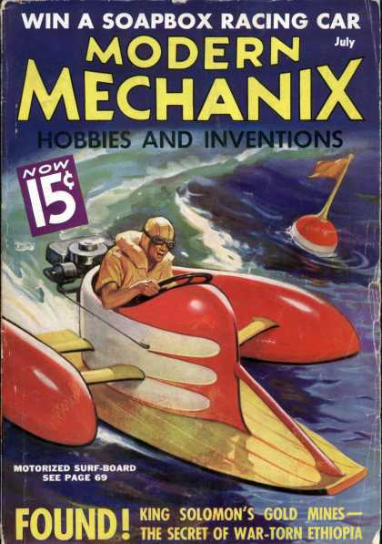 Modern Mechanix - 7-1936