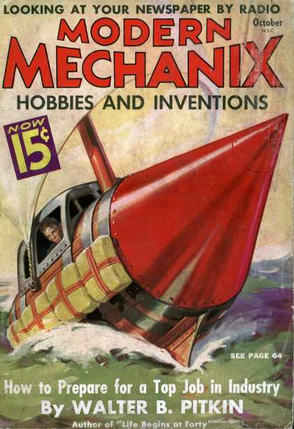 Modern Mechanix - 10-1936