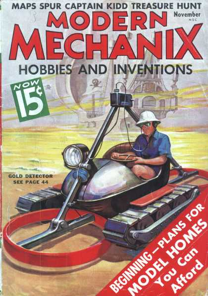 Modern Mechanix - 11-1936
