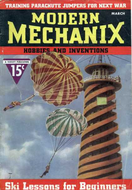 Modern Mechanix - 3-1937