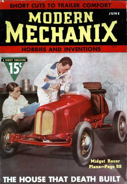 Modern Mechanix - 6-1937
