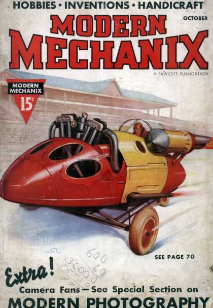 Modern Mechanix - 10-1937