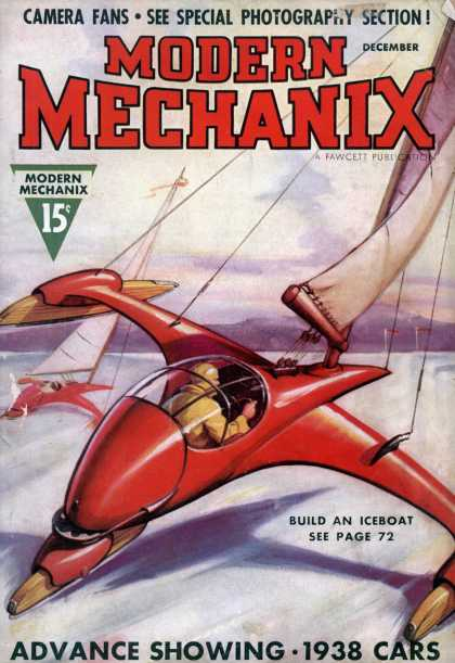 Modern Mechanix - 12-1937