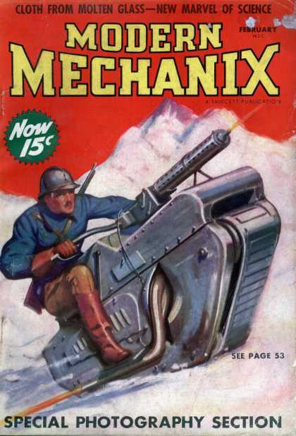 Modern Mechanix - 2-1938