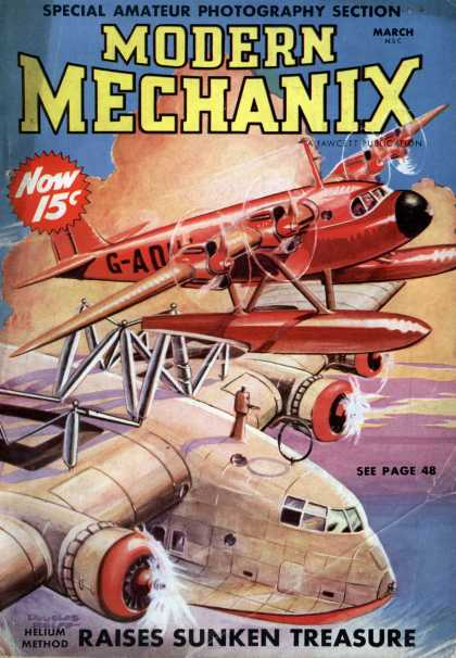 Modern Mechanix - 3-1938