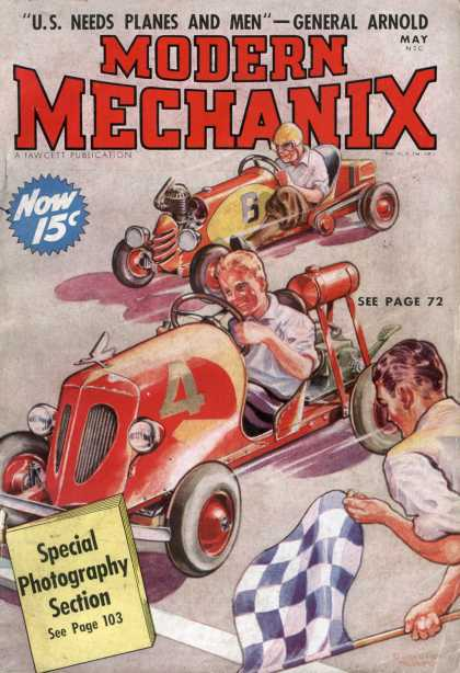Modern Mechanix - 5-1938