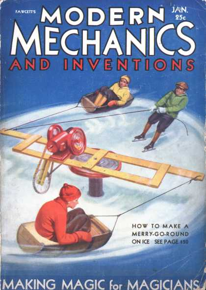 Modern Mechanix - 1-1931