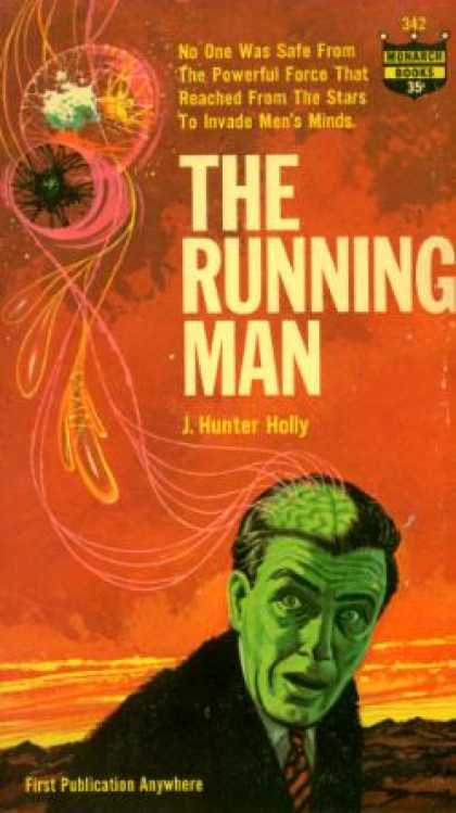 Monarch Books - The Running Man - J. Hunter Holly