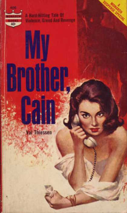 Monarch Books - My Brother, Cain