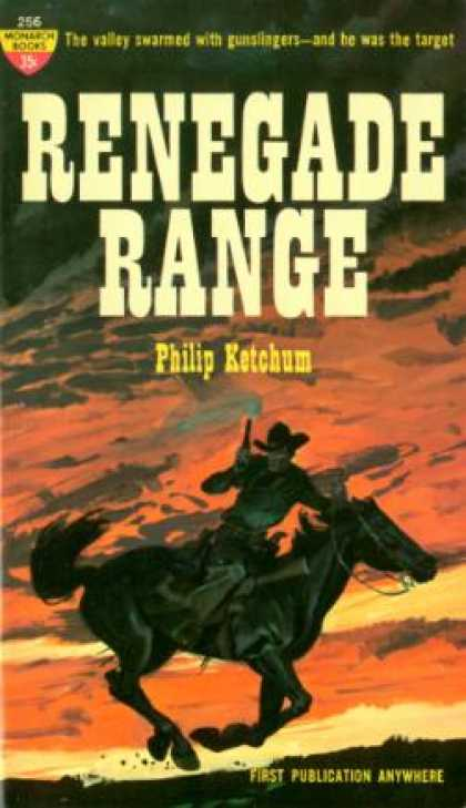 Monarch Books - Renegade Range - Philip Ketchum