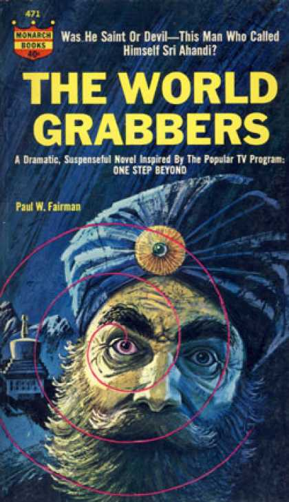 Monarch Books - The World Grabbers