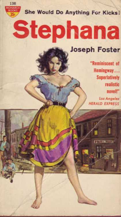 Monarch Books - Stephana - Joseph Foster