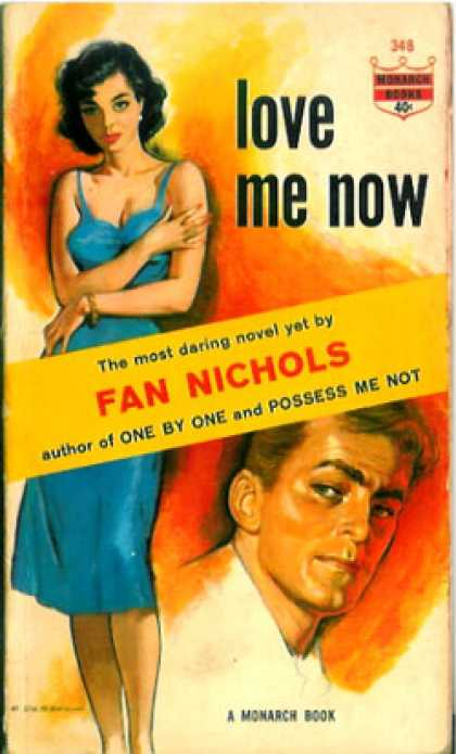 Monarch Books - Love Me Now - Fan Nichols