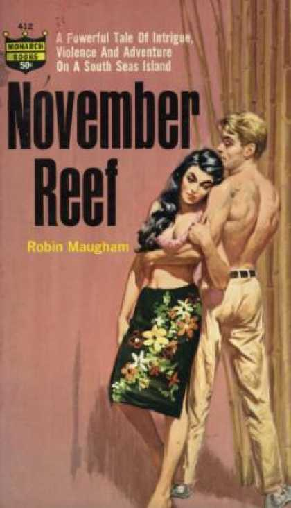 Monarch Books - November Reef - Robin Maugham