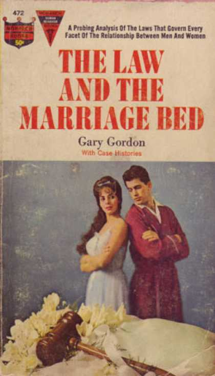 Monarch Books - The Law and the Marriage Bed