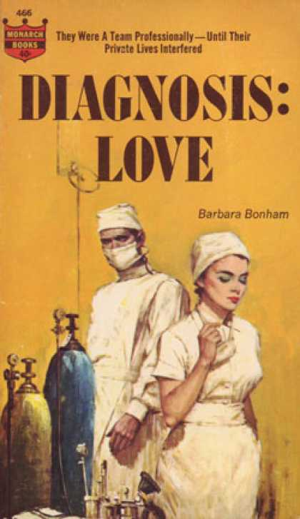 Monarch Books - Diagnosis: Love - Brbara Bonham