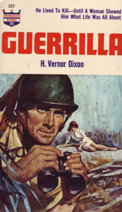 Monarch Books - Guerrilla - H. Vernor Dixon