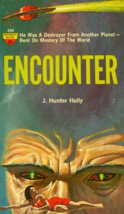 Monarch Books - Encounter. - J. Hunter. Holly