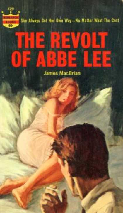 Monarch Books - The Revolt of Abbe Lee - James Macbrian
