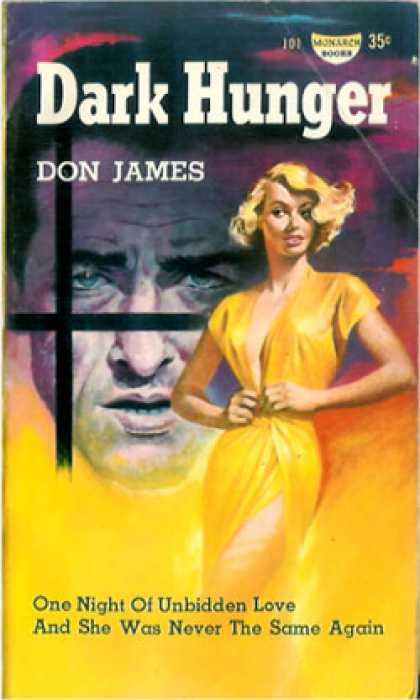 Monarch Books - Dark Hunger - Don James