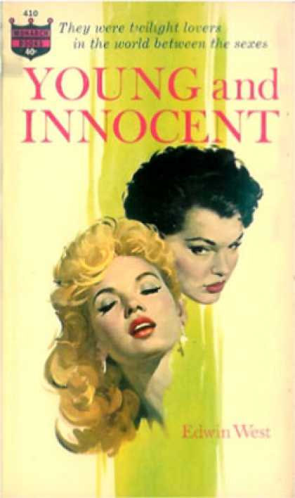 Monarch Books - Young and Innocent