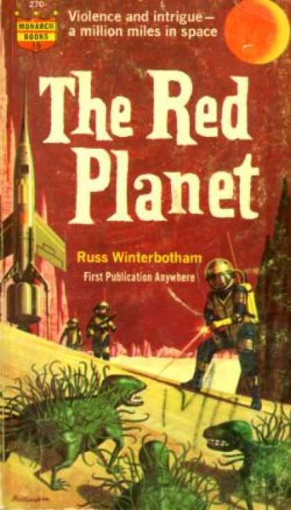 Monarch Books - The Red Planet