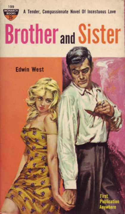 Monarch Books - Brother and Sister - Edwin West