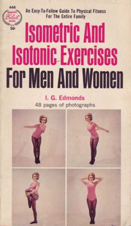 Monarch Books - Isometric and Isotonic Exercises for Men and Women