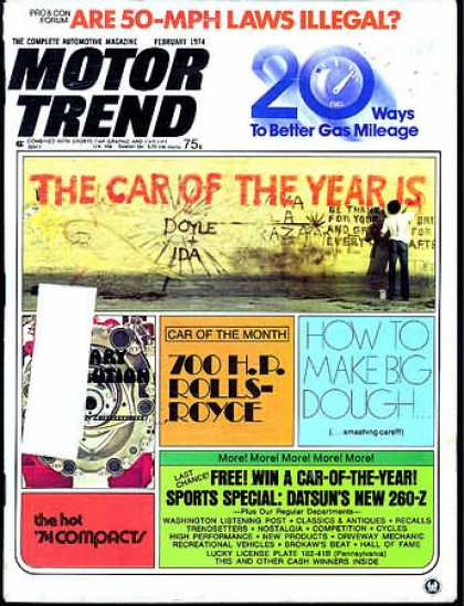 Motor trend covers 200 249 for New deal online motor trend