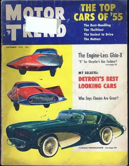 Motor trend covers for New deal online motor trend