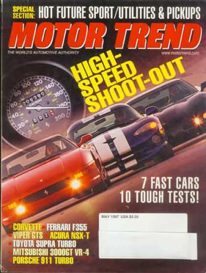 Motor Trend - May 1997