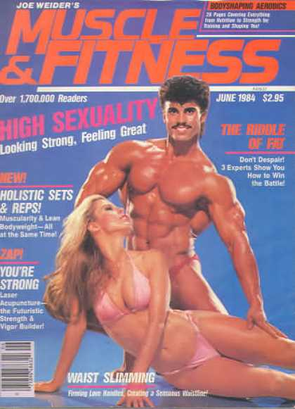 Muscle & Fitness - June 1984