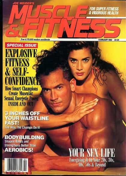 Muscle & Fitness - February 1992
