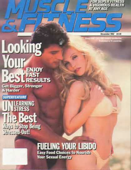 Muscle & Fitness - November 1992