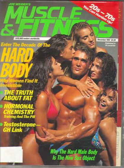 Muscle & Fitness - December 1992
