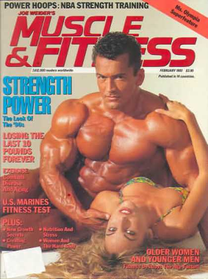 Muscle & Fitness - February 1993