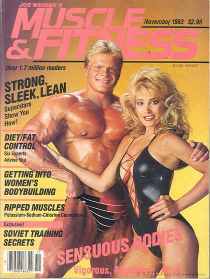 Muscle & Fitness - November 1993