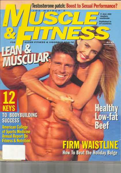 Muscle & Fitness - December 1993