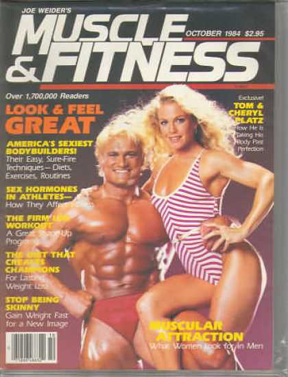 Muscle & Fitness - October 1984