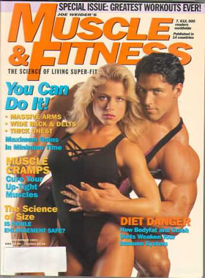 Muscle & Fitness - November 1994