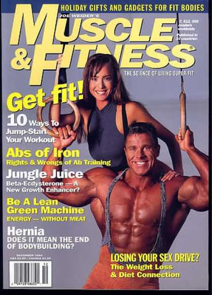 Muscle & Fitness - December 1994