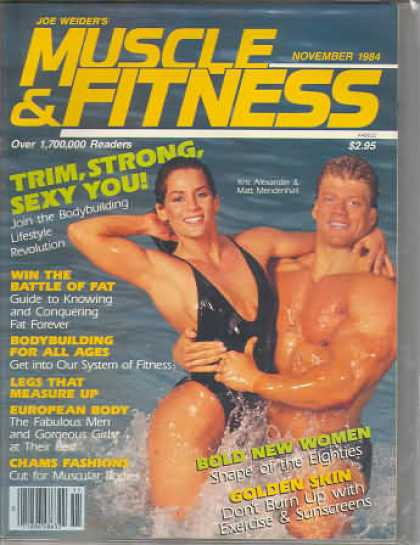 Muscle & Fitness - November 1984