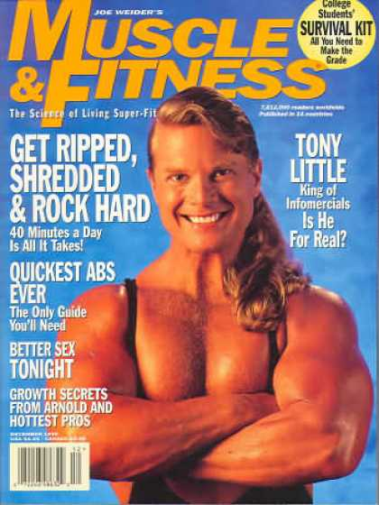 Muscle & Fitness - December 1995