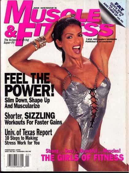 Muscle & Fitness - February 1996